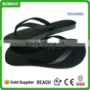 Durable Black Men Beach Classic Flip Flops