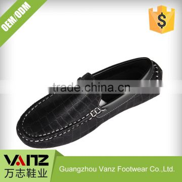 Customized OEM ODM Top Grade Comfortable Mens Loafers Leather Casual Shoes
