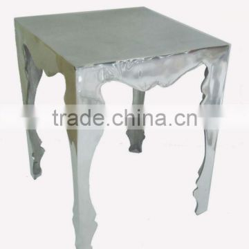 Aluminium Table Square