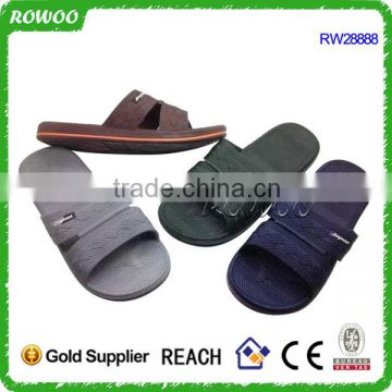 cheap price personalized Summer PVC home slipper for men