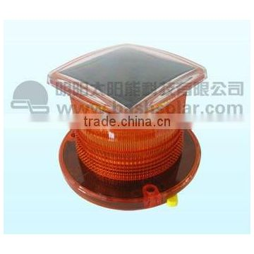 solar warning light, solar traffic light