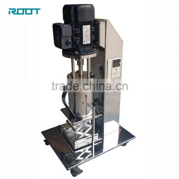 2.5L Laboratory Basket Mill for Pigment Test Grinding