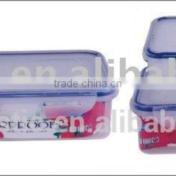 airtight plastic vacuum lunch box