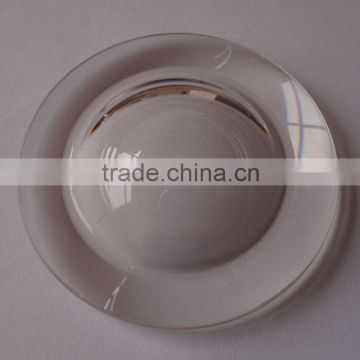1.523 1.70 glass mineral optical lens