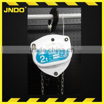 2 ton types of chain block hoist