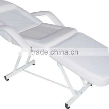 indoor decoration; 2015 hot sale salon facial bed with adjustable height