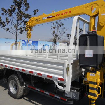QYS5t hitachi pickup truck crane for sale