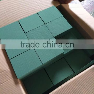 OEM good water absorbing wet floral foam wholesale