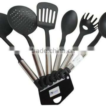 Food grade cooking tools 6pcs nylon utensil kitchen
