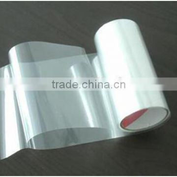 clear polyester film non-adhesive / clear PET Film without adhesive