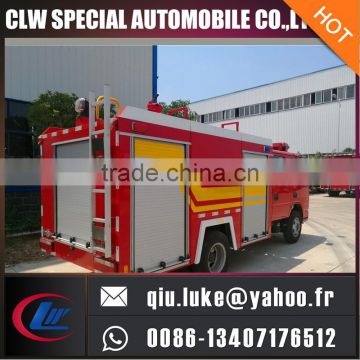 1000 gallons fire fighting water tanker truck only for philippines