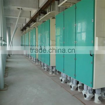 automatic Manufacturer of large wheat flour grinding machine for bread