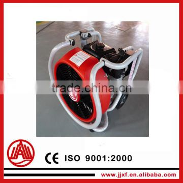 Positive pressure Forced smoke ventilator