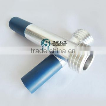 Boron Carbide Venturi Nozzle for learning Large Expanses of steel