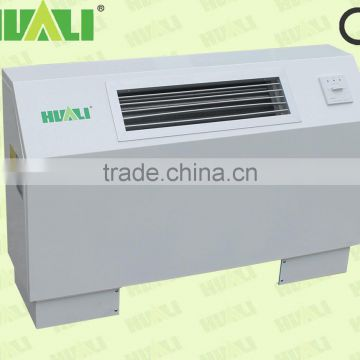 Cooling and heating Vertical floor exposed Fan Coil Unit with CE
