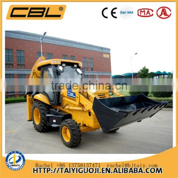 WZL25-10B construction machinery hydraulic loader-digger