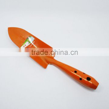 Steel material mini shovel for garden work hand shovels with steel hand garden shovel