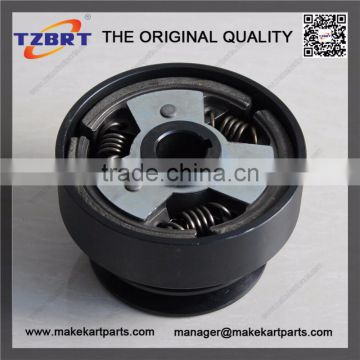 Heavy duty clutch pulley crankshaft pulley for kart