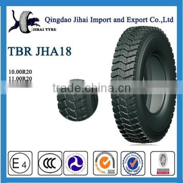2015 Alibaba china discounting truck tyre 10.00R20 for sale