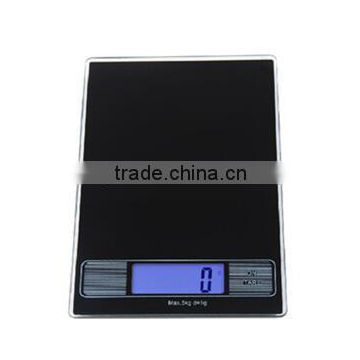 digital kitchen weighing food scale