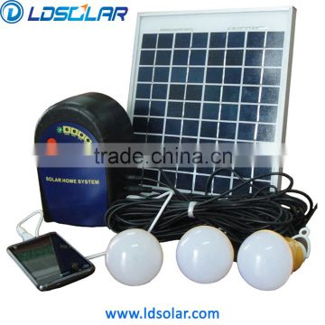 LDSOLAR mini home solar power system with mobile charger and led bulbs                                                                         Quality Choice                                                                     Supplier's Choice