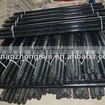 taper thread water exploration drill pipe
