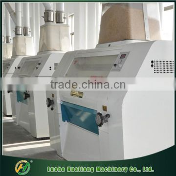 China 300TPD wheat flour mill project with suitable design