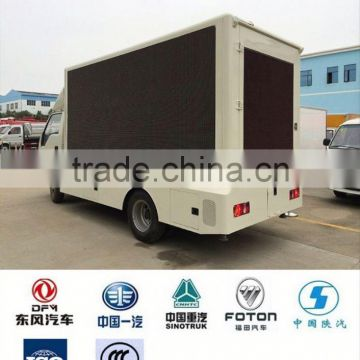 China LED truck supplier, truck led billboard tv