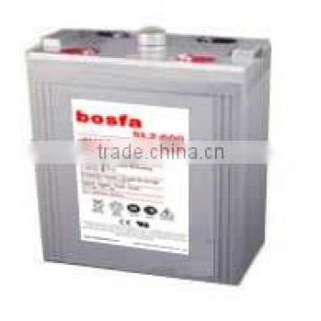 life of ups battery 2v600ah battery system