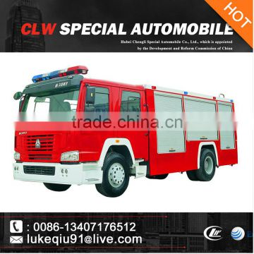 low price fire extinguishing water tanker truck for sale for sales