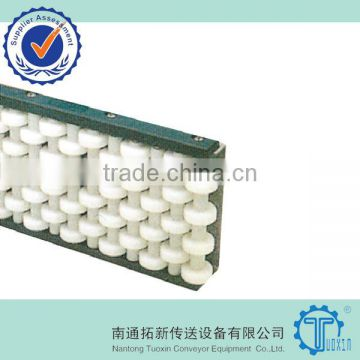 G12 Straight Run Roller Side Guide for Conveyor System
