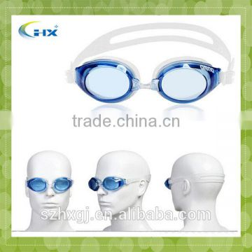 G-2014 New Products Kids Goggle With Silicone Material