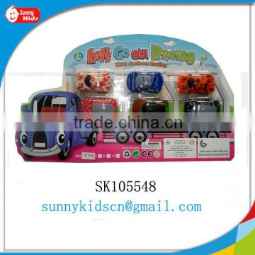 Various style cheap plastic toy cars pull back car