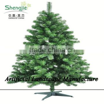 SJZJN 1518 Festival Decorative Artificial Pine Tree/Artificial Christmas Tree with Cheap Price