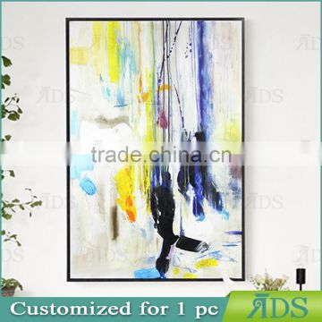 1pc customized artwork painting for wall art