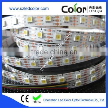 Individually addressable White color APA102 smd led chip 5050