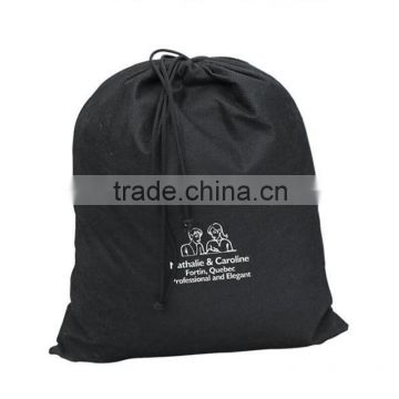 Camouflage Polyester Material and Rope Handle Style Promotional Drawstring Bag