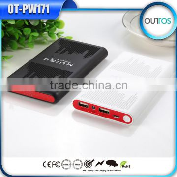 10000mah manual for power bank battery charger
