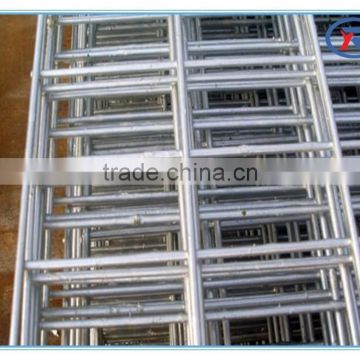 Low Carbon 3x3 Galvanized Welded wire Mesh fencing