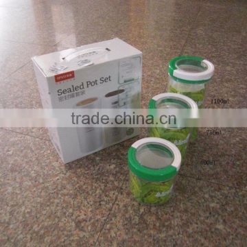 wholesale airtight food container for storage