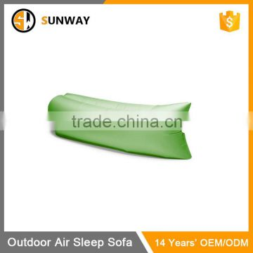 New Product Nylon Inflatable Sleeping Bag Waterproof Outdoor Lazy Sofa