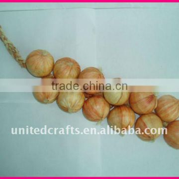 2011 New Design Most Popular Natural fruit and vegetable christmas decoration