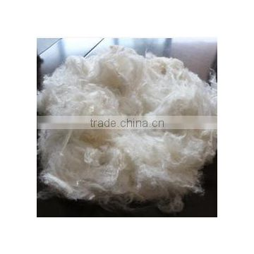 High quality 100% raw white viscose fiber for spun yarn 1.5*38mm with low prices