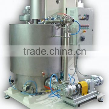 Cream Chocolate Mixer Machine