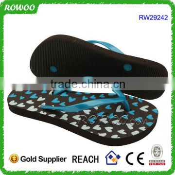 Latest Rubber flip flop indoor sandals beach Flip flops