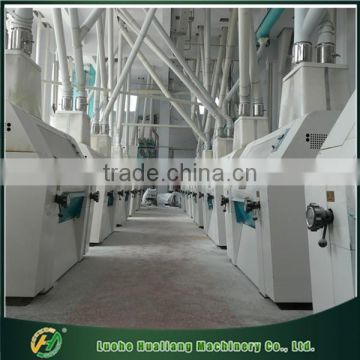 supplier of H-efficiency automatic wheat flour mill price