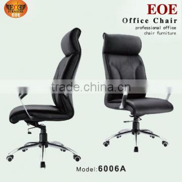 2013 ergonomic design high back executive chair 6006A