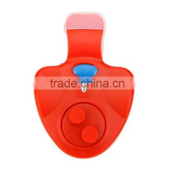 Fishing Bait Alarm Bell Electronic Alert LED Light Alarm Fish Finder