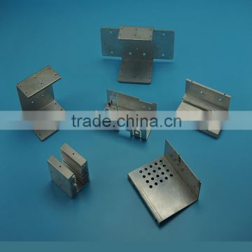 Aluminium extrusion heat sink/ cooling radiator fin