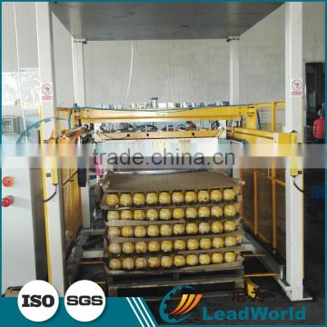 Automatic Magnetic Grap Stacking Machine Palletizer